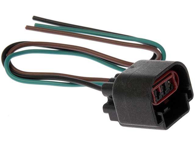 Headlamp Socket Dorman G236VX for Hummer H3 H3T 2006 2007 2008 2009 2010