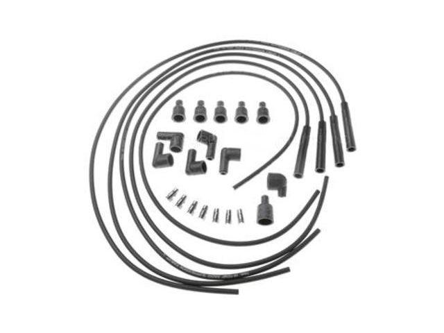 For 1958-1966 Peugeot 403 Spark Plug Wire Set SMP 95651JM 1959 1960 1961 1962