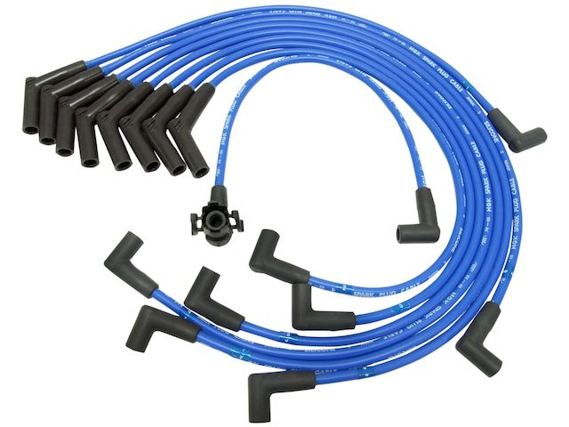 1984-1993 Ford E150 Econoline Spark Plug Wire Set SMP 34359FN 1985 Details about  /For 1982